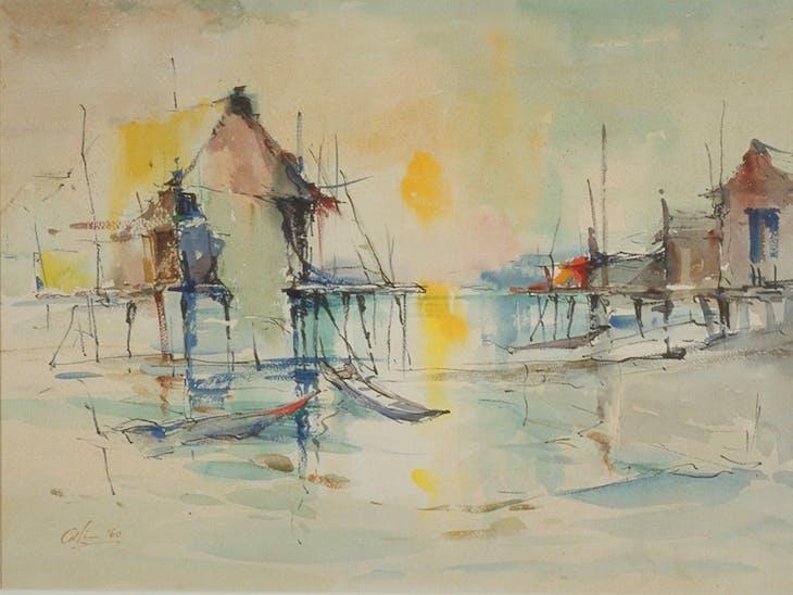 Nocturne, Lim Cheng Hoe