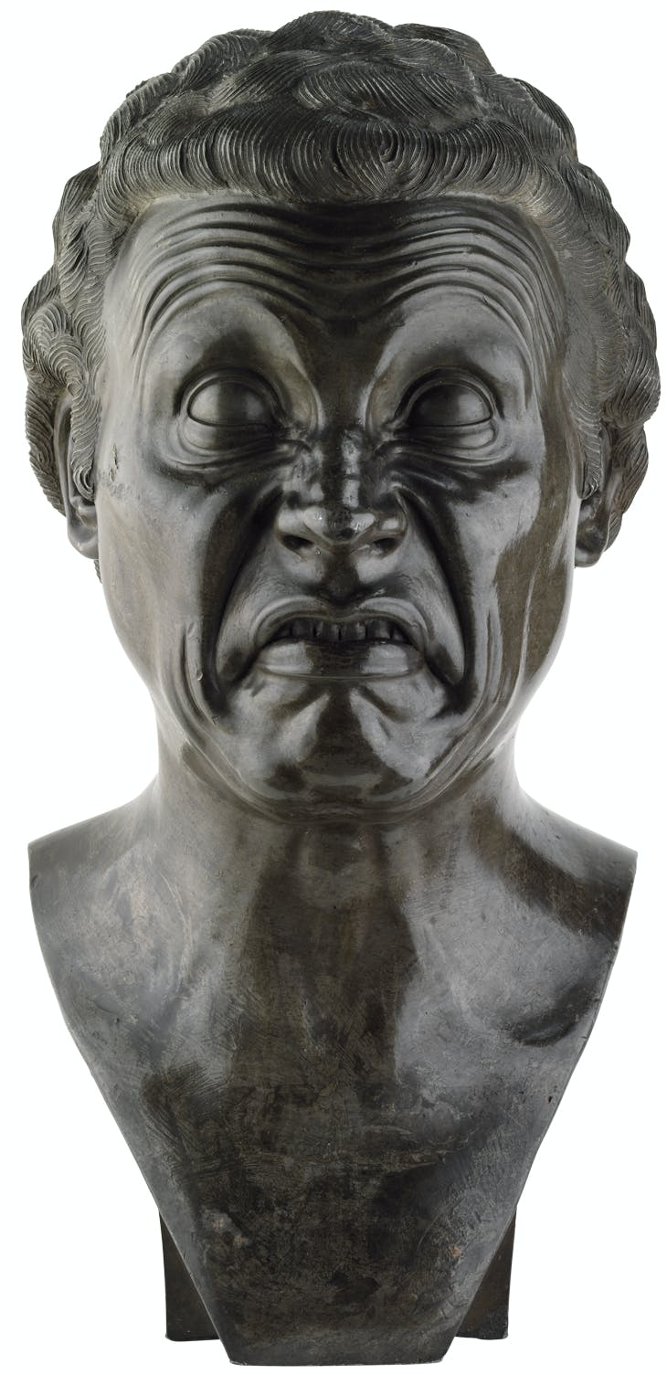 Childish Weeping (c. 1770–83), Franz Xaver Messerschmidt.