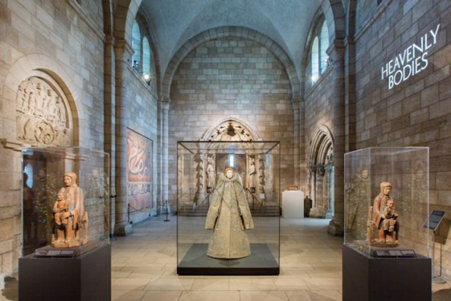 60802ce97281 Haute couture and holy robes at the Met