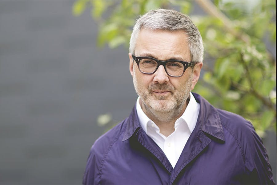 Alan Jones, the newly appointed president of the Royal Institute of British Architects.