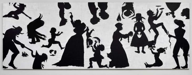 Slaughter of the Innocents (They Might be Guilty of Something), Kara Walker