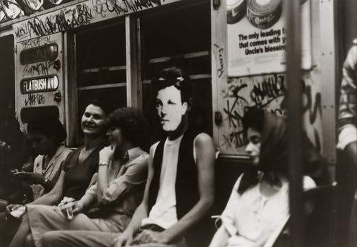 Arthur Rimbaud in New York, 1978–79, courtesy the Estate of David Wojnarowicz and P.P.O.W. Gallery, New York