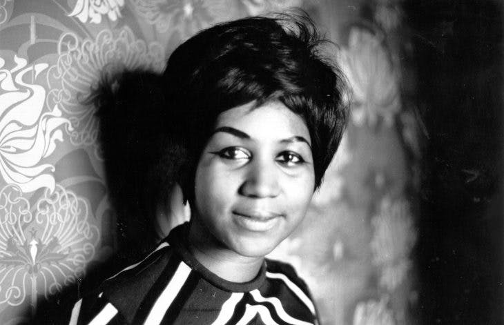 Aretha Franklin (1942–2018), photo: Express Newspapers/Getty Images