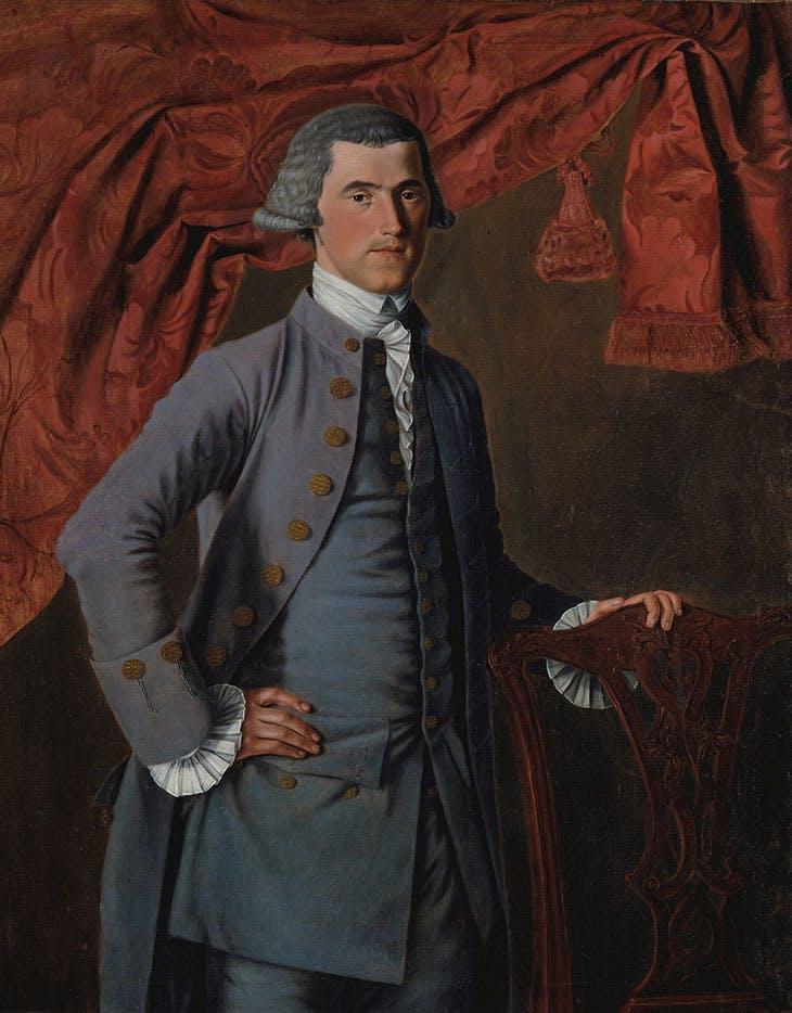 Jeremiah Platt (1767), John Mare.