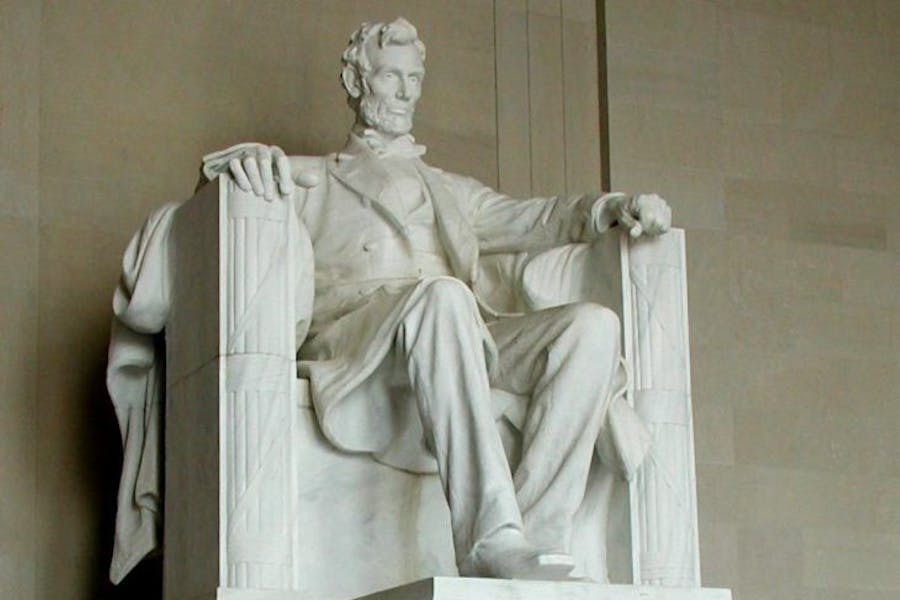 Abraham Lincoln, Daniel Chester French