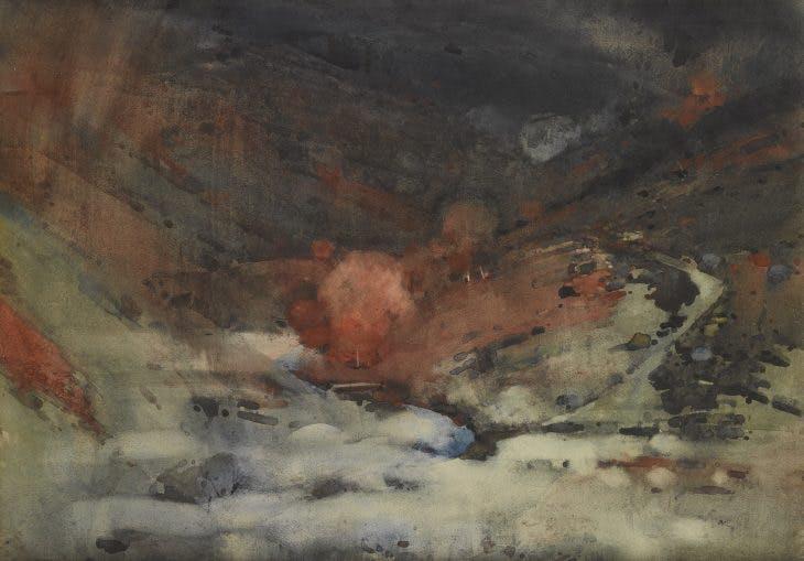 The Highland Glen, Arthur Melville
