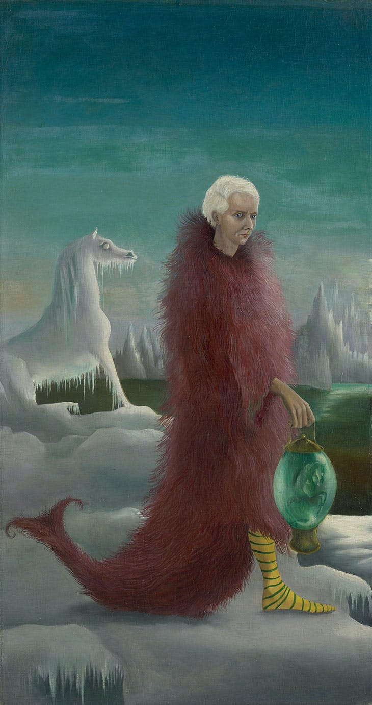 Portrait of Max Ernst (c. 1939), Leonora Carrington.