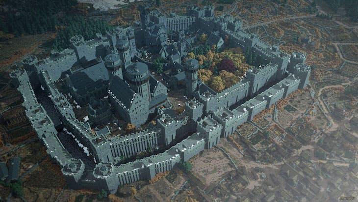 Winterfell, Westeroscraft