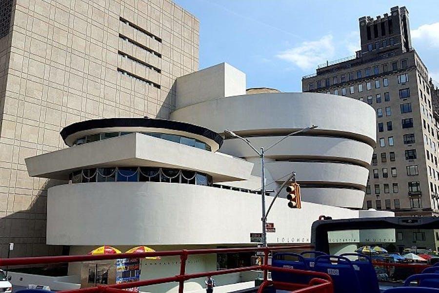 Solomon R. Guggenheim Museum, New York
