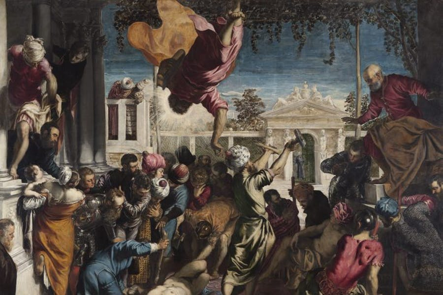 The Miracle of the Slave, Tintoretto
