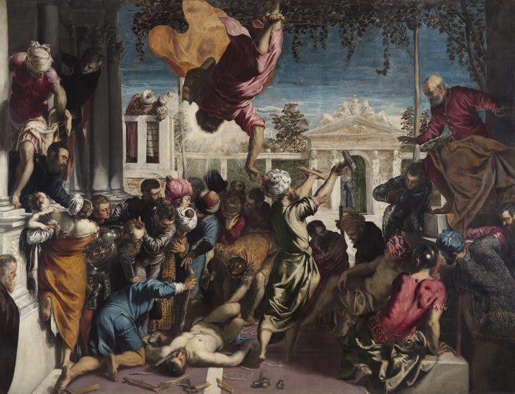 The Miracle of the Slave, Tintorreto