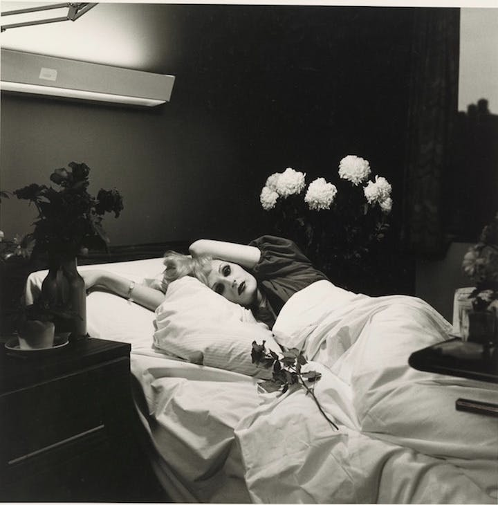 Candy Darling on her Deathbed (1973), Peter Hujar.