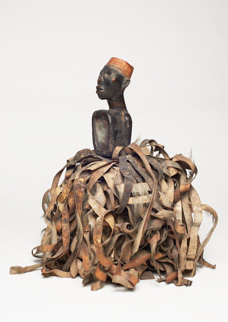 Male nkisi figure (19th century), Kongo