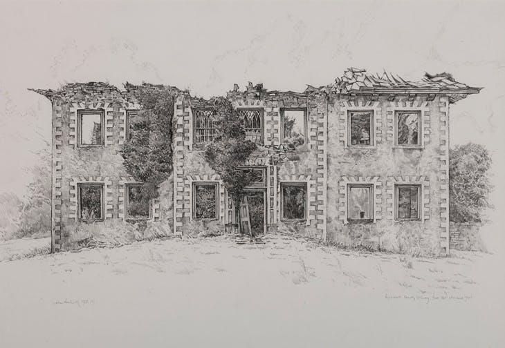 Eyrecourt, Co. Galway (n.d.), John Nankivell.