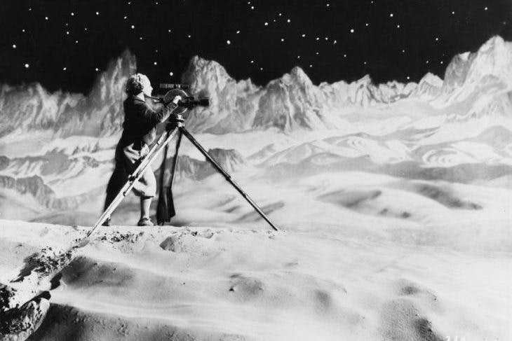 Women in the Moon, Fritz Lang