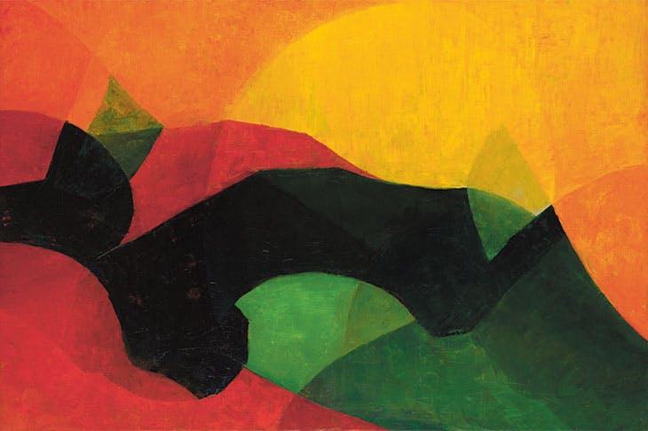Lumière (1946–47), Joseph Lacasse. Whitford Fine Art (€100,000–€150,000)