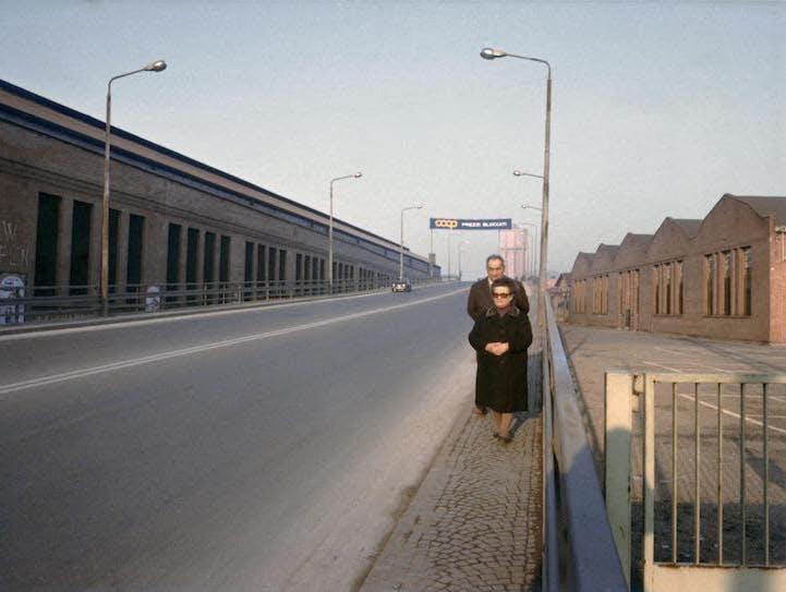 Modena (1972), Luigi Ghirri. Courtesy of Matthew Marks Gallery © Legado de Luigi Ghirri