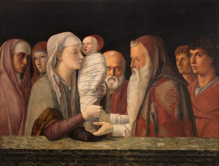 The Presentation of Christ in the Temple, Giovanni Bellini