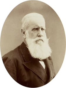 Emperor Pedro II of Brazil (c. 1887), Alphonse Liébert.