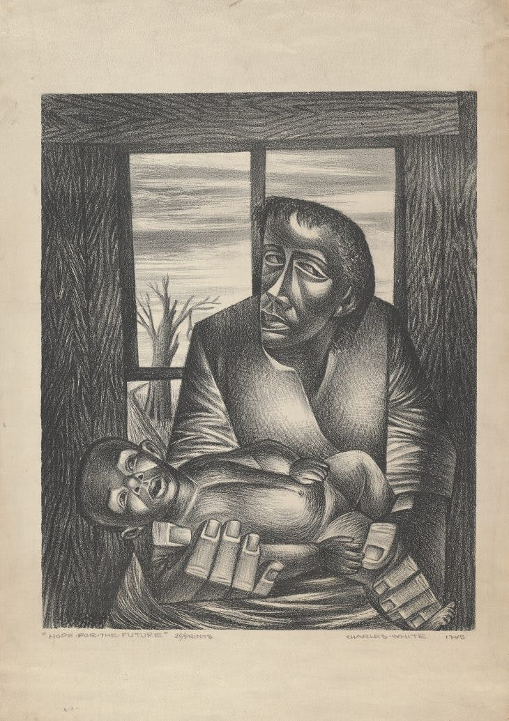 Hope for the Future, Charles White