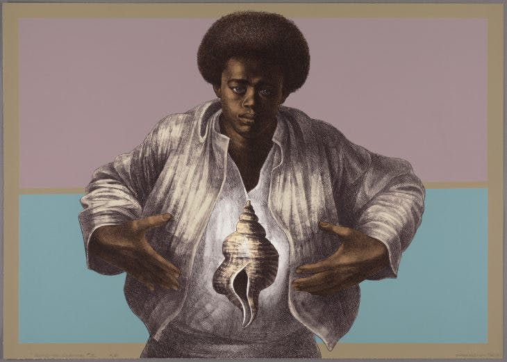 Sound of Silence, Charles White