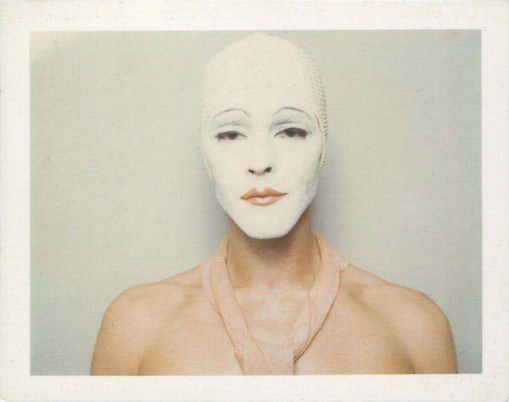 Renais sense (White Mask) (1974/2014), Ulay.