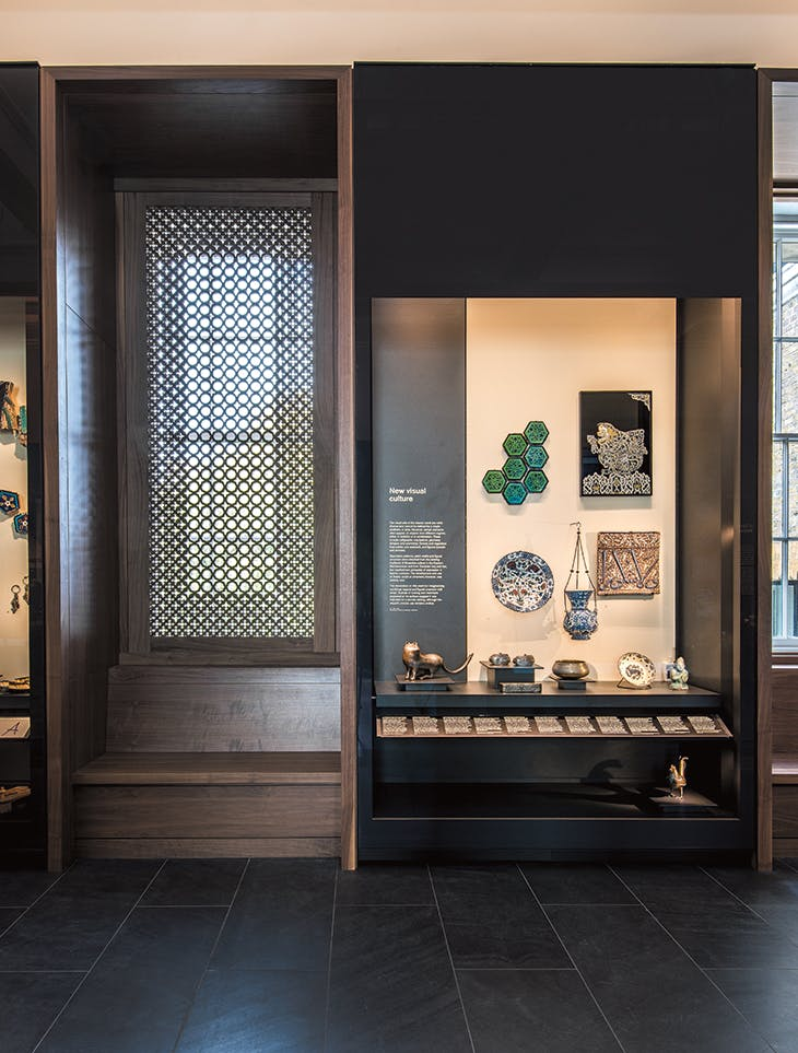 The Albukhary Foundation Gallery of the Islamic World at the British Museum.