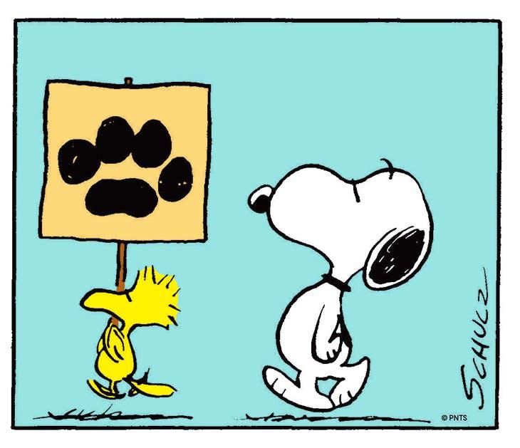Detail of Peanuts, 06.07.1968