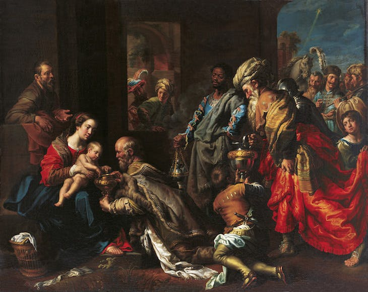 Adoration of the Magi, Theodoor van Loon