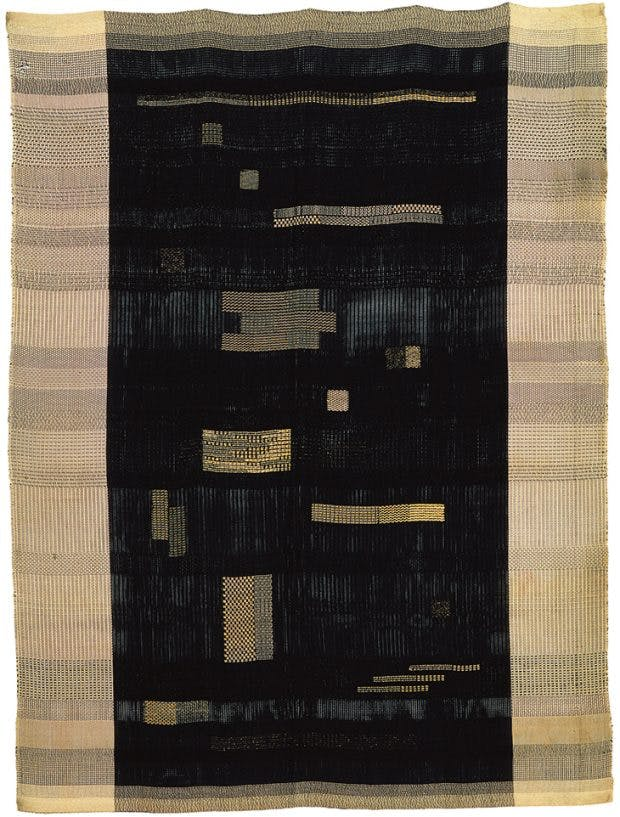 Ancient Writing, (1936), Anni Albers. Smithsonian Art Museum, Washington, D.C., © 2018 Josef and Anni Albers Foundation/Artists Rights Society (ARS), New York/DACS, London