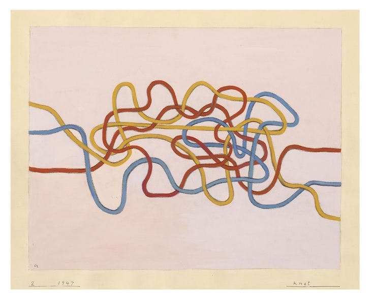 Knot, Anni Albers