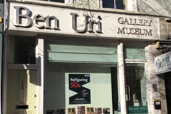 Ben Uri Gallery, St. John's Wood