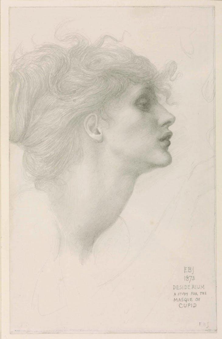 Desiderium, Edward Burne-Jones