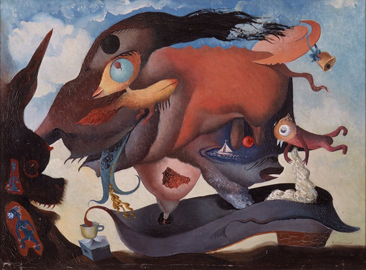September 10, 1936 (The Flying Pig) (1936), Reuben Mednikoff.