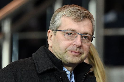 Dmitry Rybolovlev photographed in 2016.