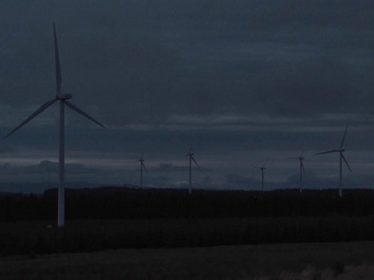 Listening in the Dark, (film still; 2018), Maeve Brennan.