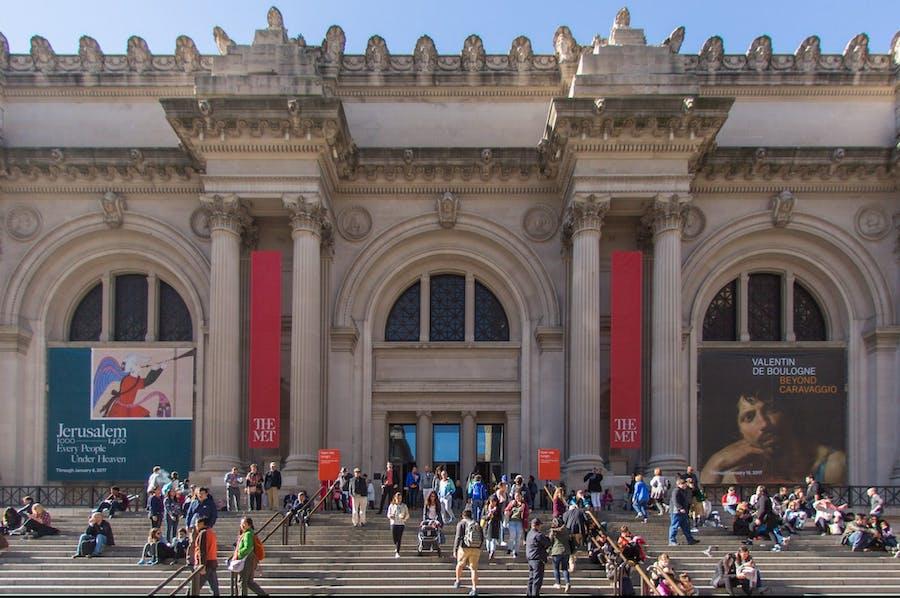 The Met Fifth Avenue, New York.