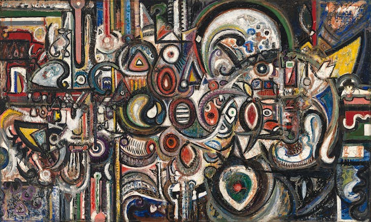 Within the Room, Richard Pousette-Dart