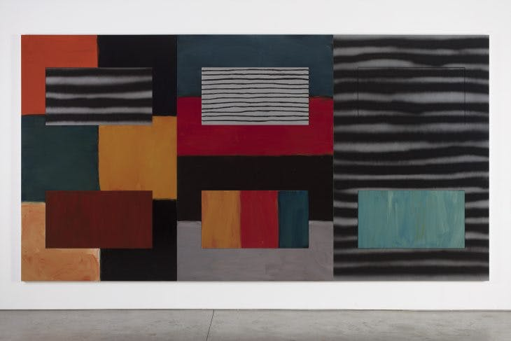 What Makes Us Too, Sean Scully