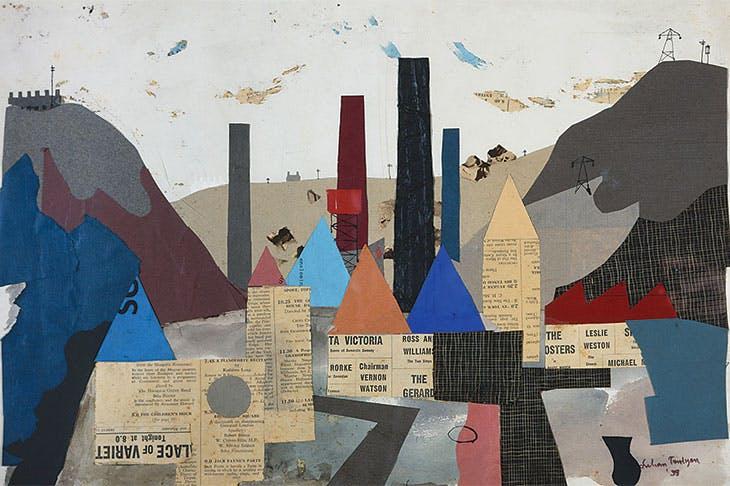Bolton Mills (1938), Julian Trevelyan.