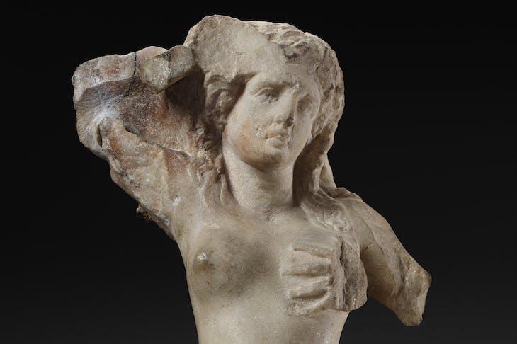 Weeping Siren, GReek