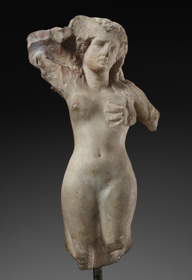 Weeping Siren, GReek