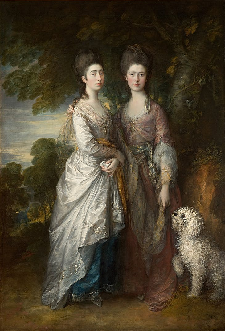 Margaret and Mary Gainsborough
