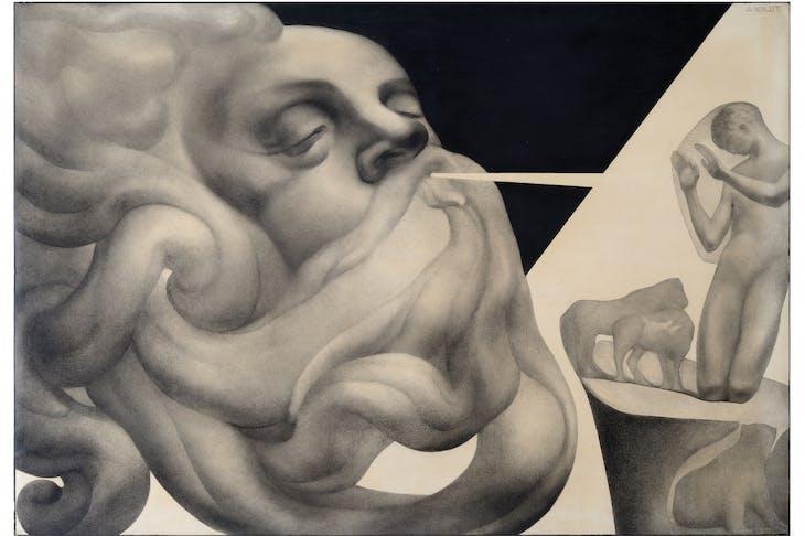 Animantium Rex Homo (1925), Adolfo Wildt