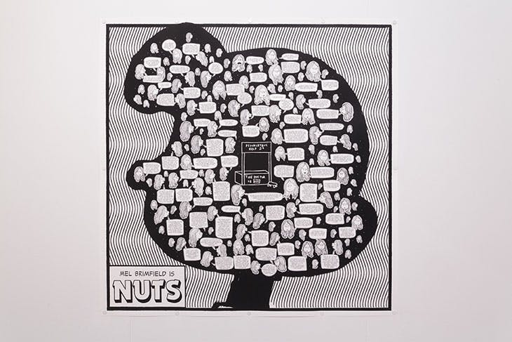 Nuts: Episode 23: Remembrance of Things Past (2018), Mel Brimfield.