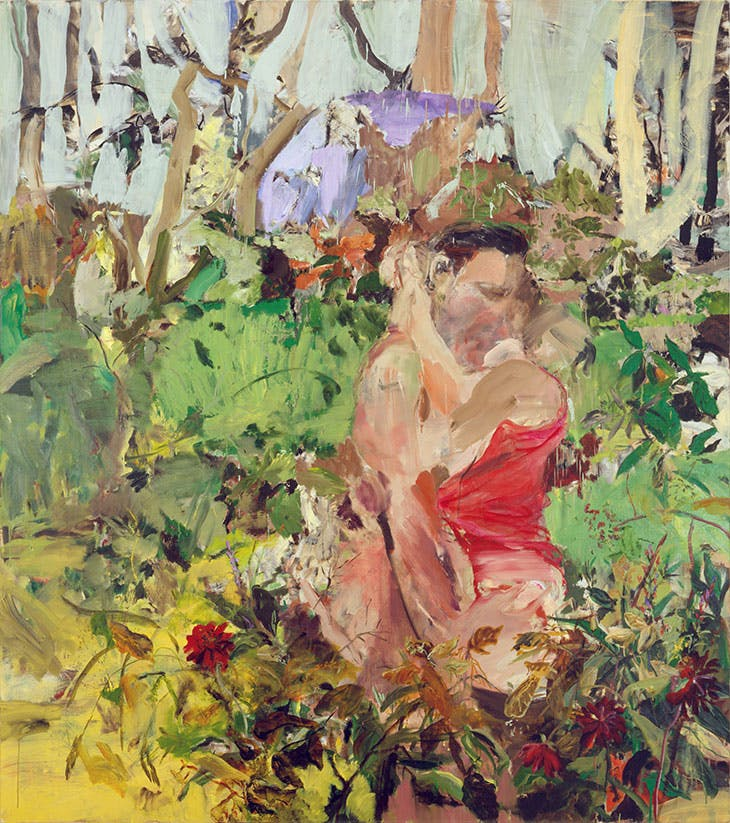 Couple (2004), Cecily Brown