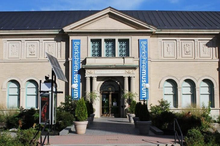 The Berkshire Museum, Pittsfield, Massachusetts.