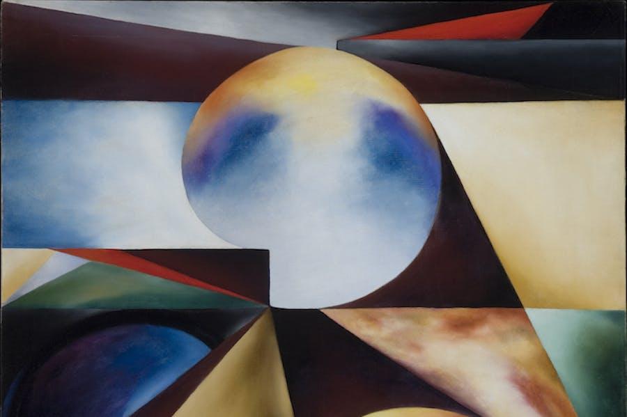 Creation, Ida O'Keeffe