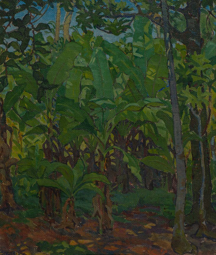In Samoa (1924), Mary Swanzy. Council of Alexandra College