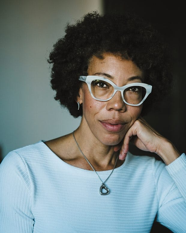 Amy Sherald, photo: Justin T. Gellerson; courtesy Hauser & Wirth